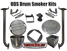 UDS Parts Manufactured By SmokerBuilder MFG!